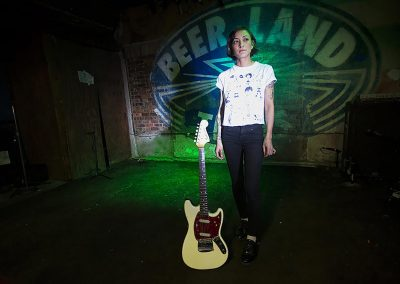 Kana Harris, Austin Musician and Sexual Assault Victim